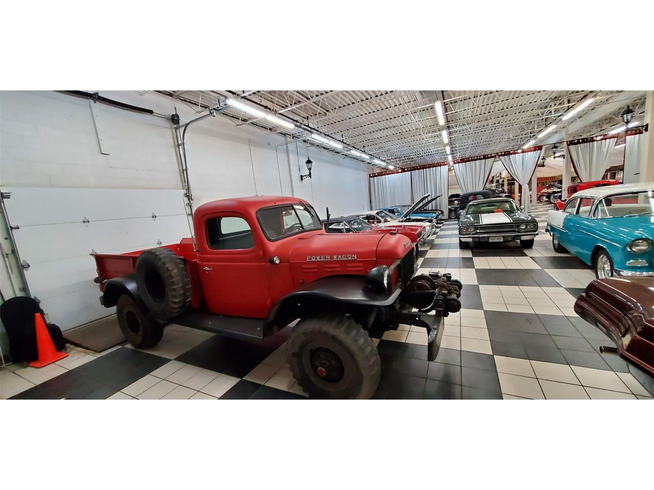 Large Picture of '52 Power Wagon - QJM0