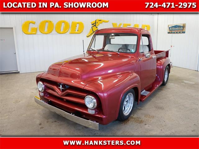 Picture of '55 F100 - QJM1