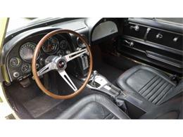 Picture of Classic '67 Chevrolet Corvette Auction Vehicle Offered by Motorsport Auction Group - QJMB