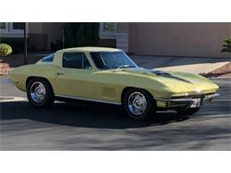 Picture of 1967 Corvette located in Sparks Nevada Auction Vehicle Offered by Motorsport Auction Group - QJMB