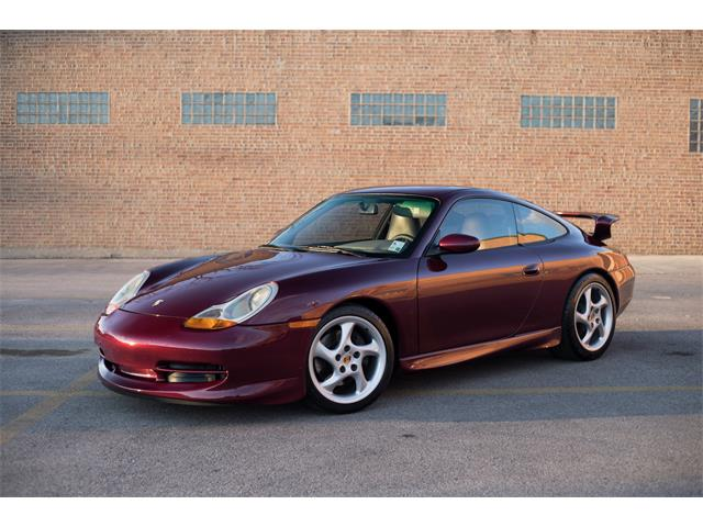 Picture of '99 Porsche 911 located in Illinois Auction Vehicle Offered by  - QJMZ