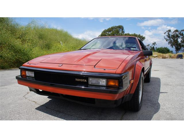 Picture of 1983 Toyota Supra located in California Auction Vehicle Offered by  - QJN0