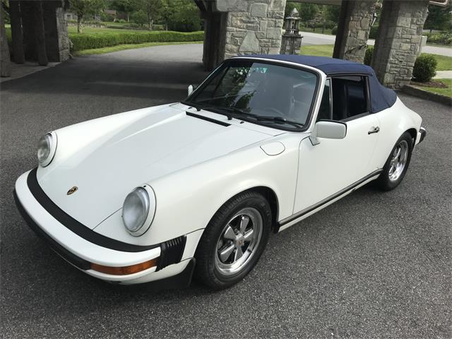Picture of 1987 911 Carrera Auction Vehicle Offered by  - QJN7
