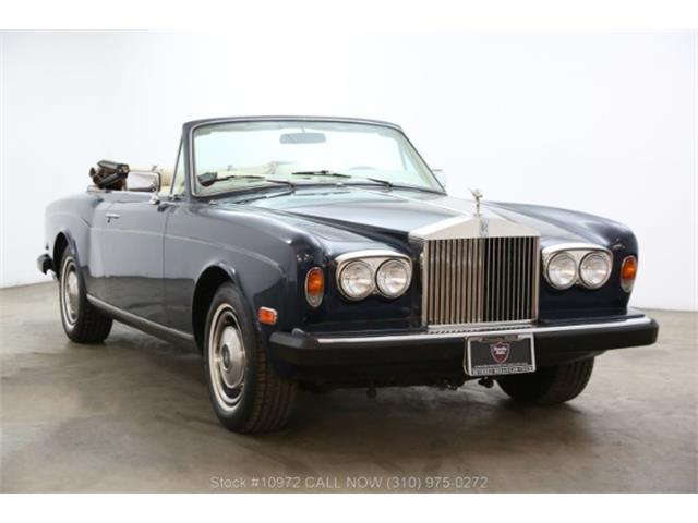 Picture of 1984 Corniche located in California - $29,950.00 Offered by  - QDQC