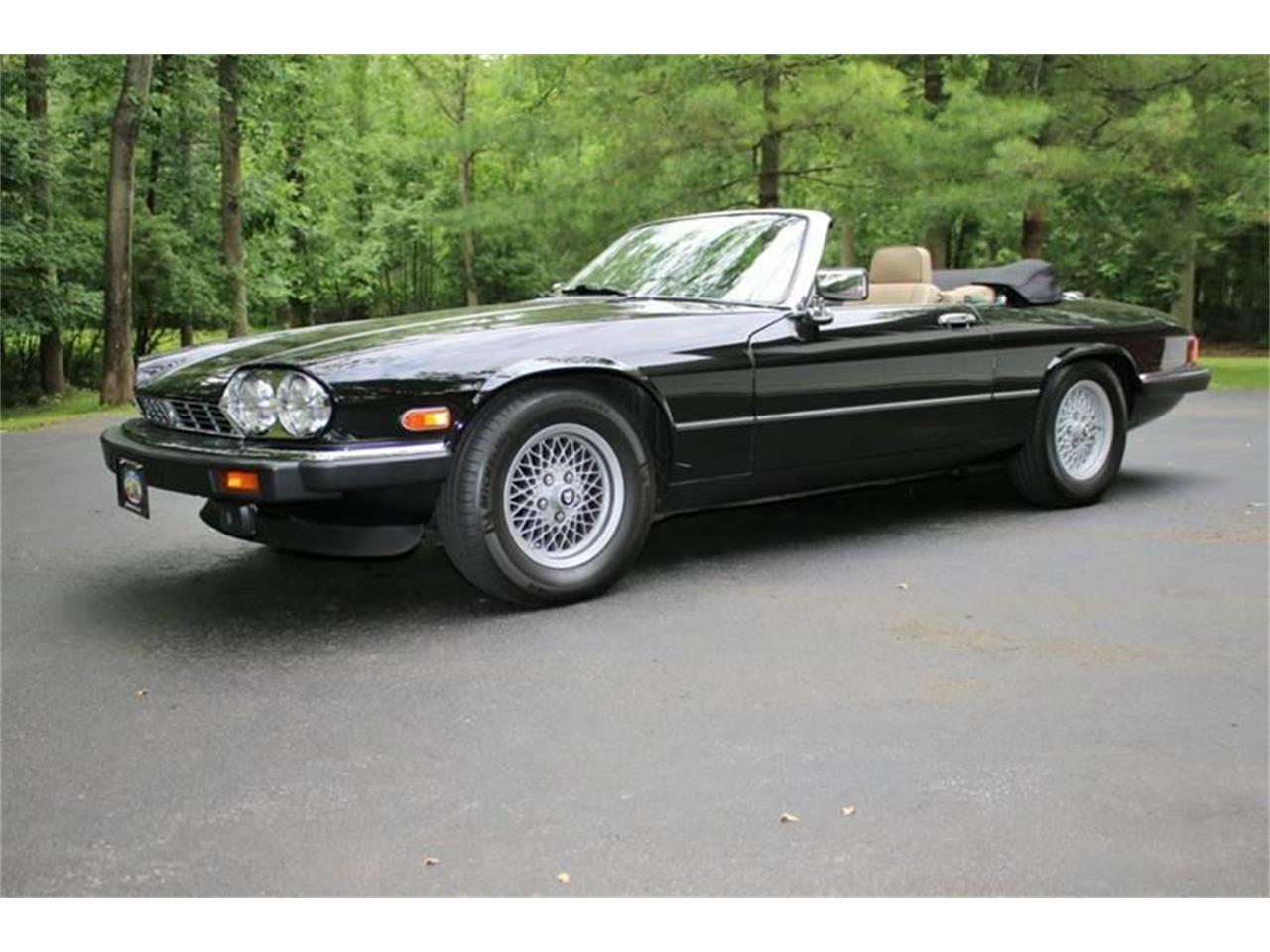 Large Picture of 1991 Jaguar XJ located in New York Offered by Great Lakes Classic Cars - QJNK
