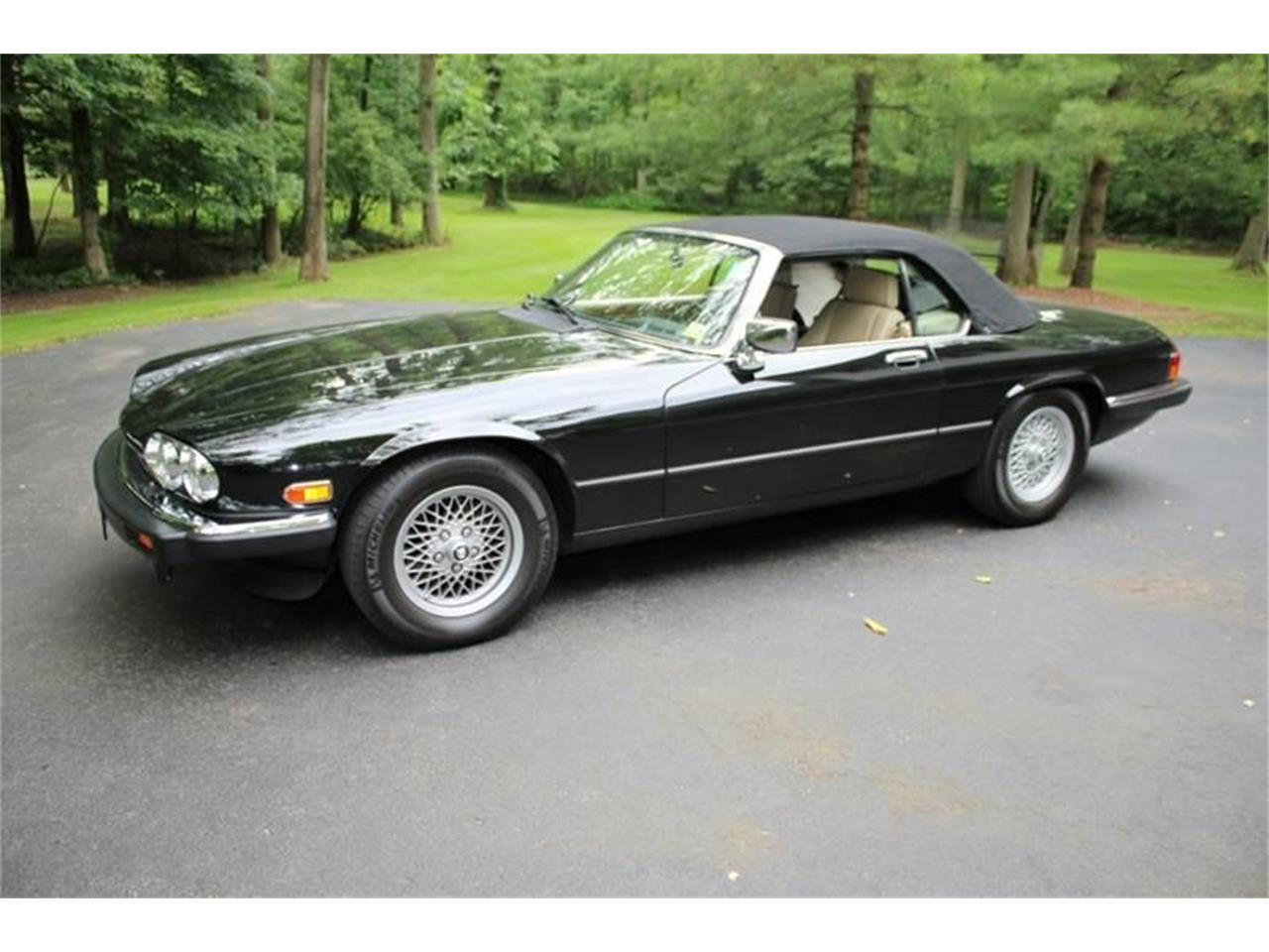 Large Picture of 1991 Jaguar XJ located in Hilton New York Offered by Great Lakes Classic Cars - QJNK