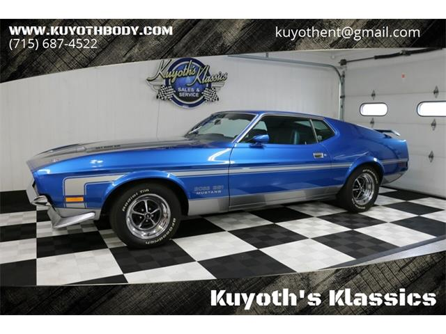 Picture of '71 Mustang - QJNL