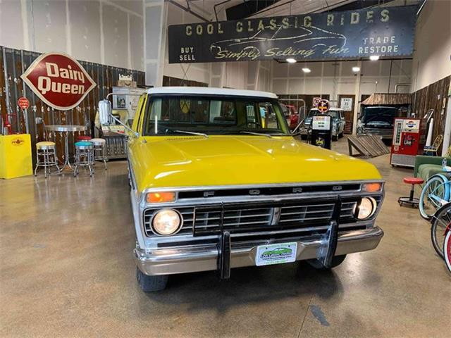 Picture of 1975 Ford F350 located in Oregon - QJNR
