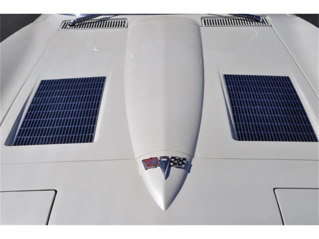 Large Picture of '63 Corvette - QJO0