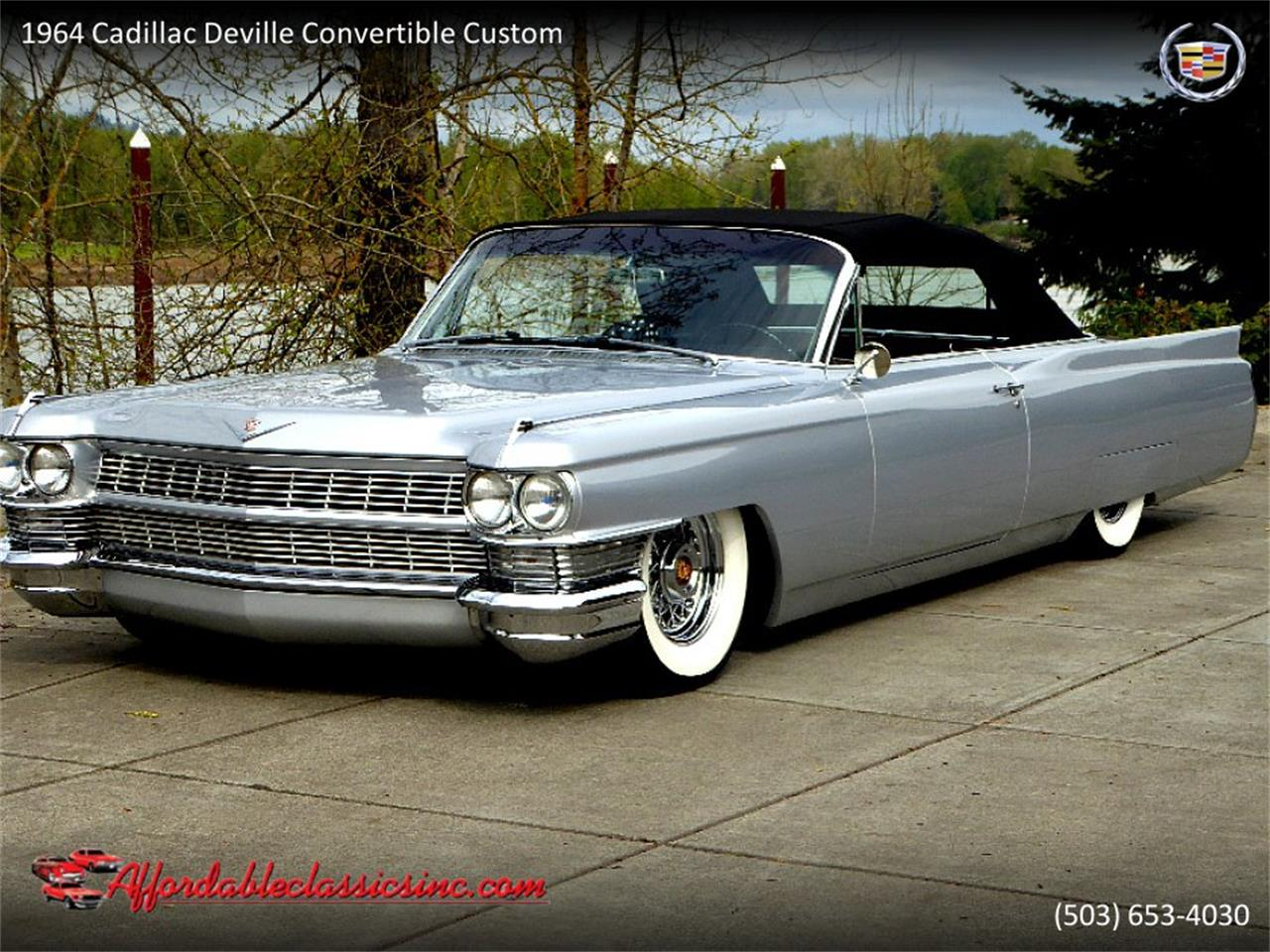 Large Picture of Classic 1964 DeVille located in Oregon Offered by Affordable Classics Inc - QJO1