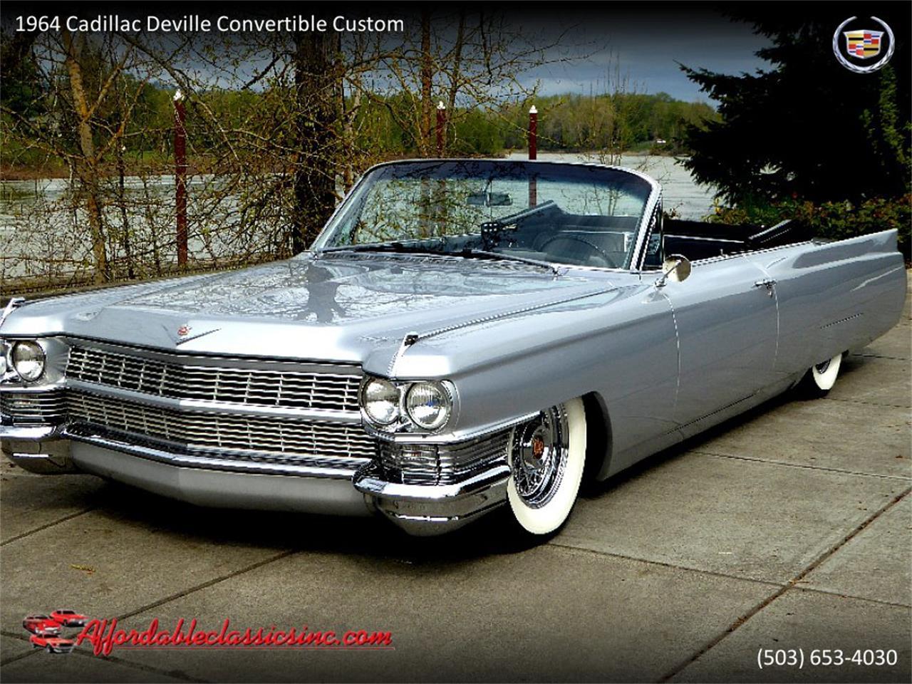 Large Picture of Classic 1964 DeVille located in Gladstone Oregon - $54,500.00 - QJO1