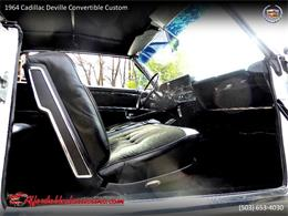 Picture of Classic 1964 Cadillac DeVille located in Oregon - $54,500.00 Offered by Affordable Classics Inc - QJO1