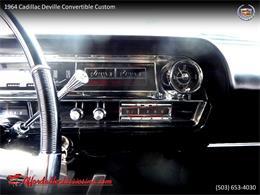 Picture of Classic 1964 Cadillac DeVille located in Gladstone Oregon - QJO1
