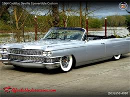 Picture of '64 Cadillac DeVille located in Gladstone Oregon - $54,500.00 Offered by Affordable Classics Inc - QJO1