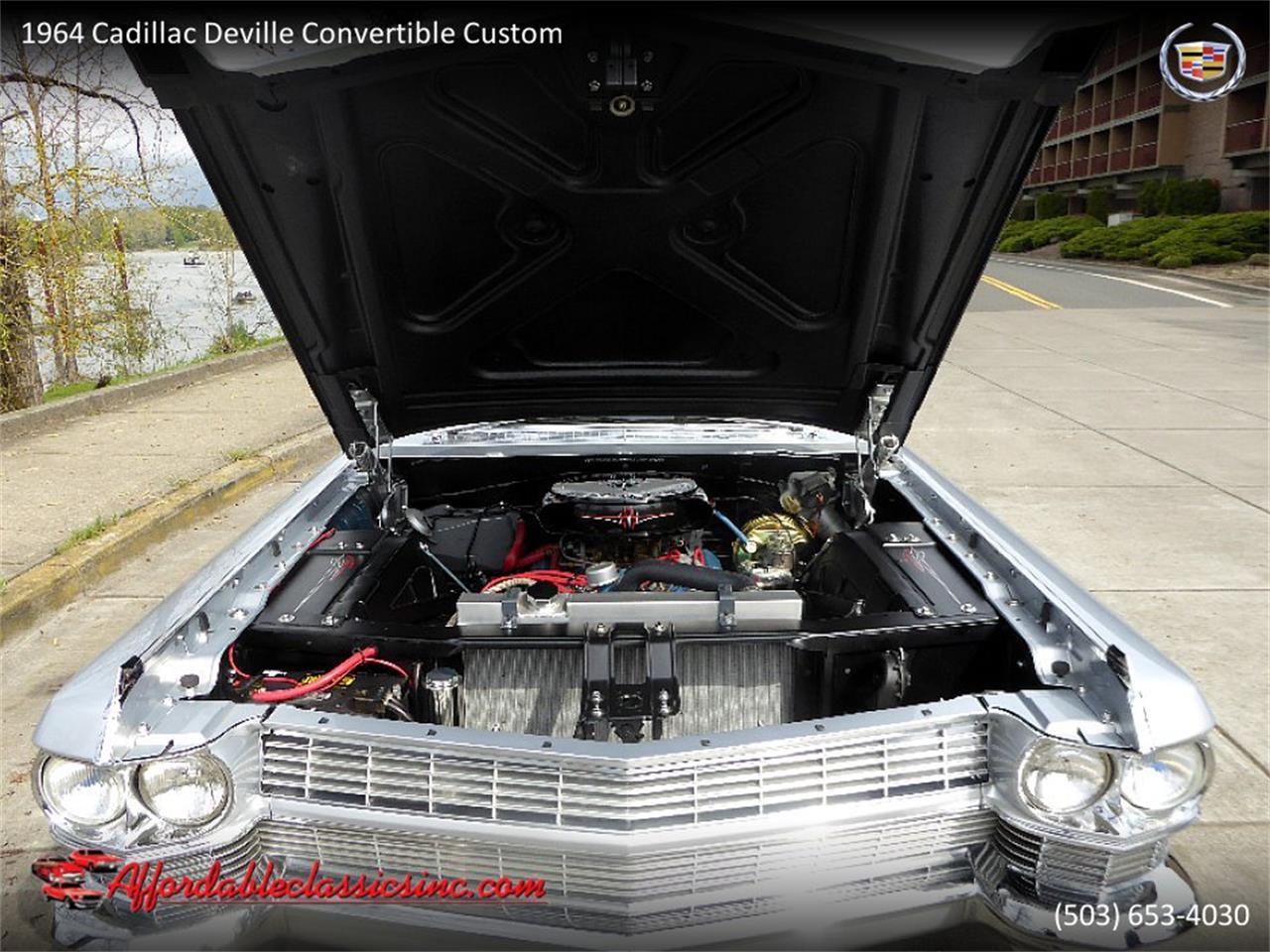 Large Picture of Classic '64 Cadillac DeVille - QJO1