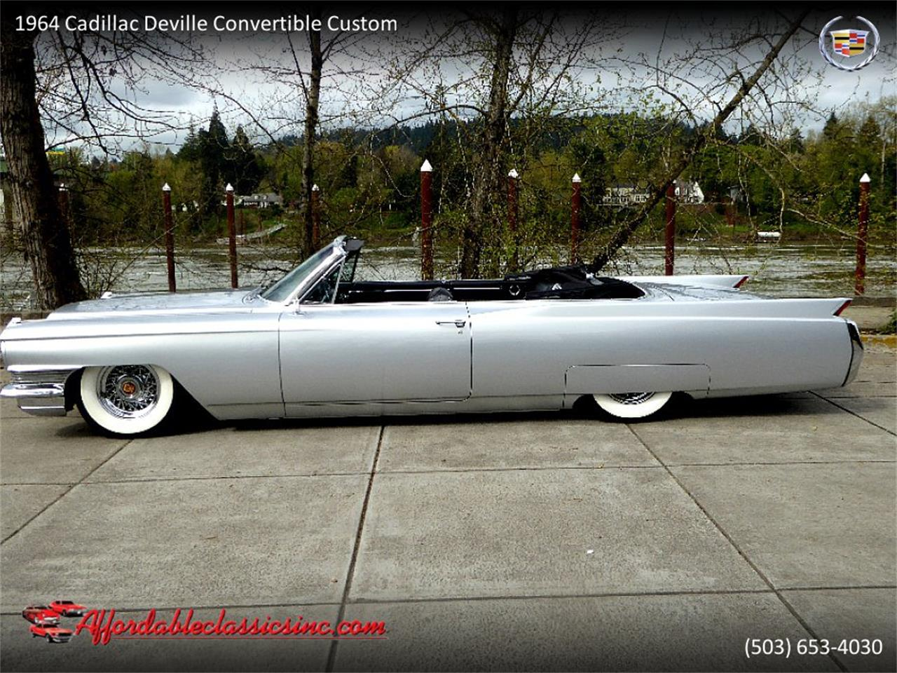 Large Picture of Classic 1964 DeVille located in Gladstone Oregon Offered by Affordable Classics Inc - QJO1