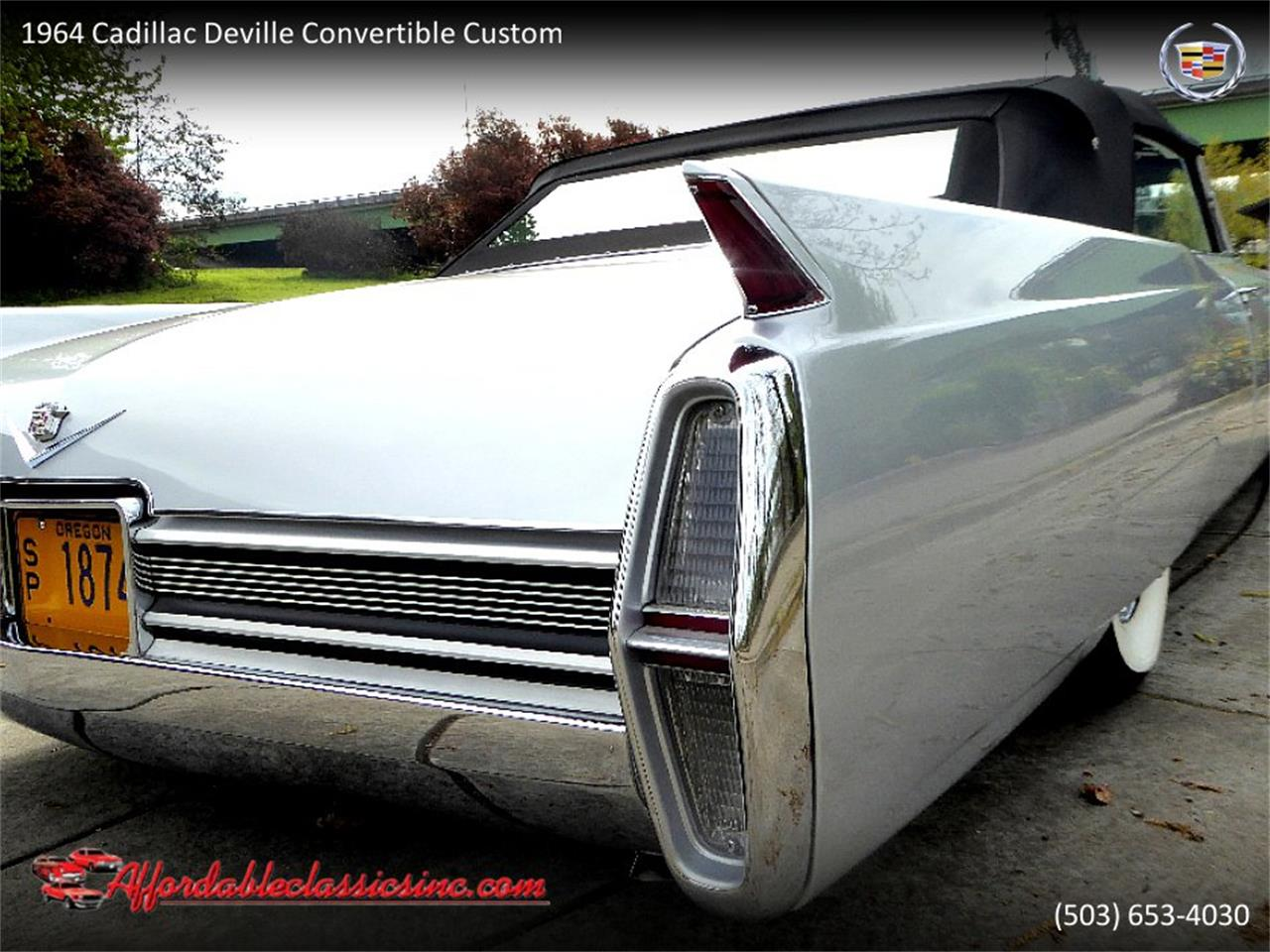 Large Picture of Classic 1964 DeVille Offered by Affordable Classics Inc - QJO1