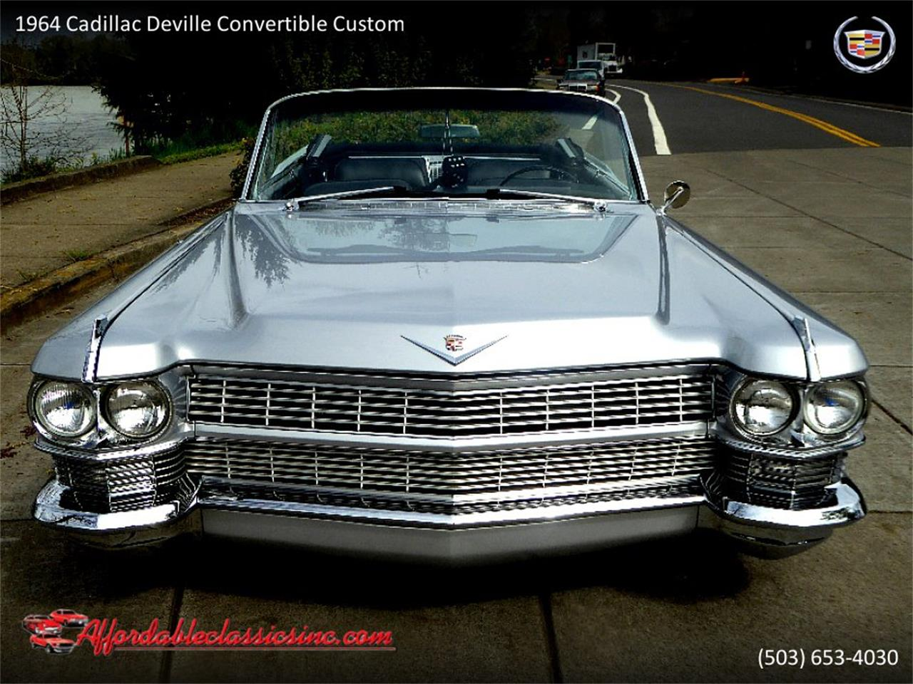 Large Picture of 1964 Cadillac DeVille located in Oregon - QJO1