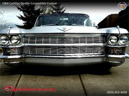 Picture of 1964 DeVille Offered by Affordable Classics Inc - QJO1