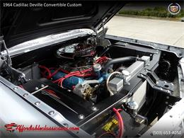 Picture of Classic '64 Cadillac DeVille Offered by Affordable Classics Inc - QJO1