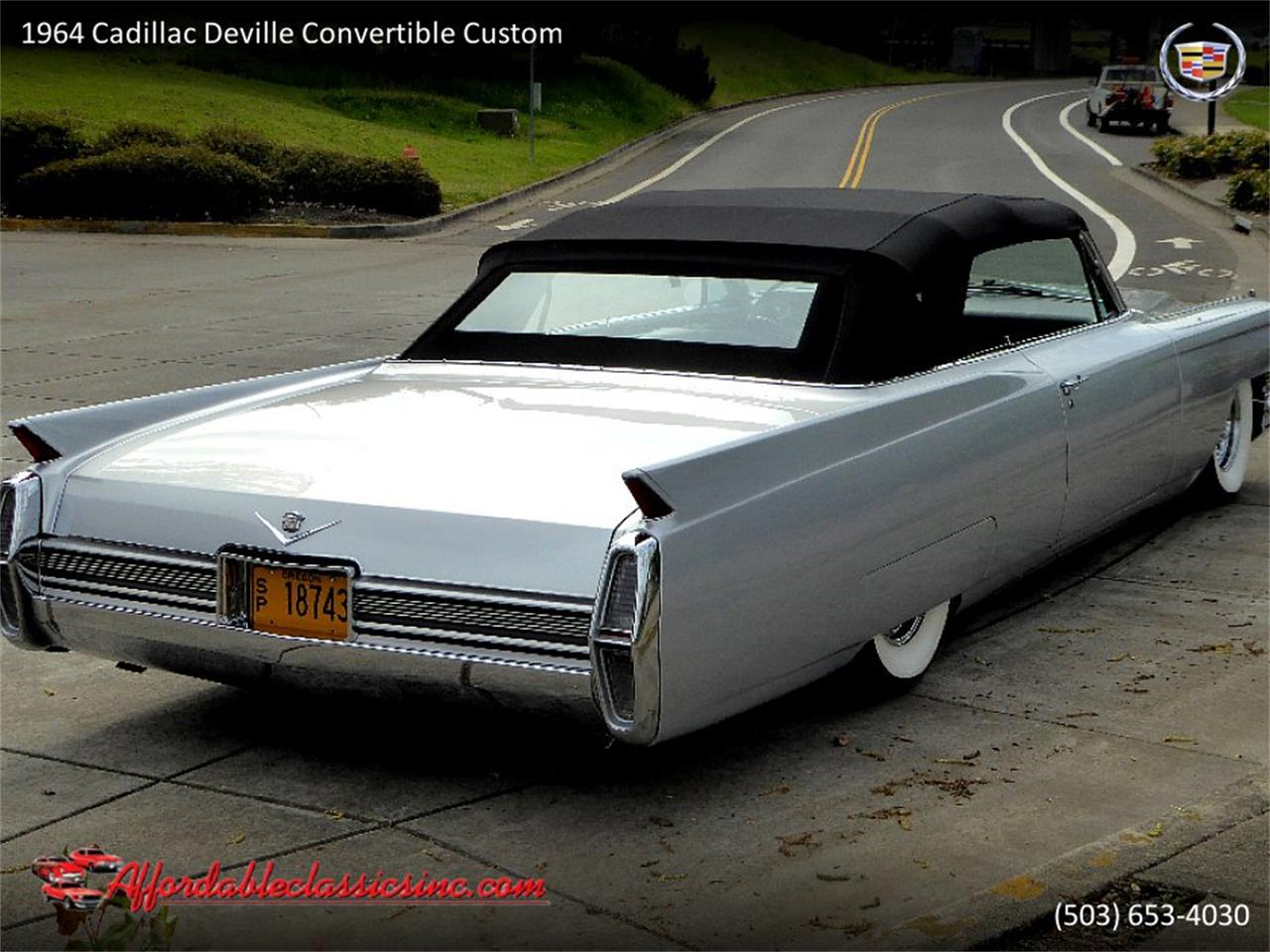 Large Picture of '64 Cadillac DeVille - $54,500.00 - QJO1