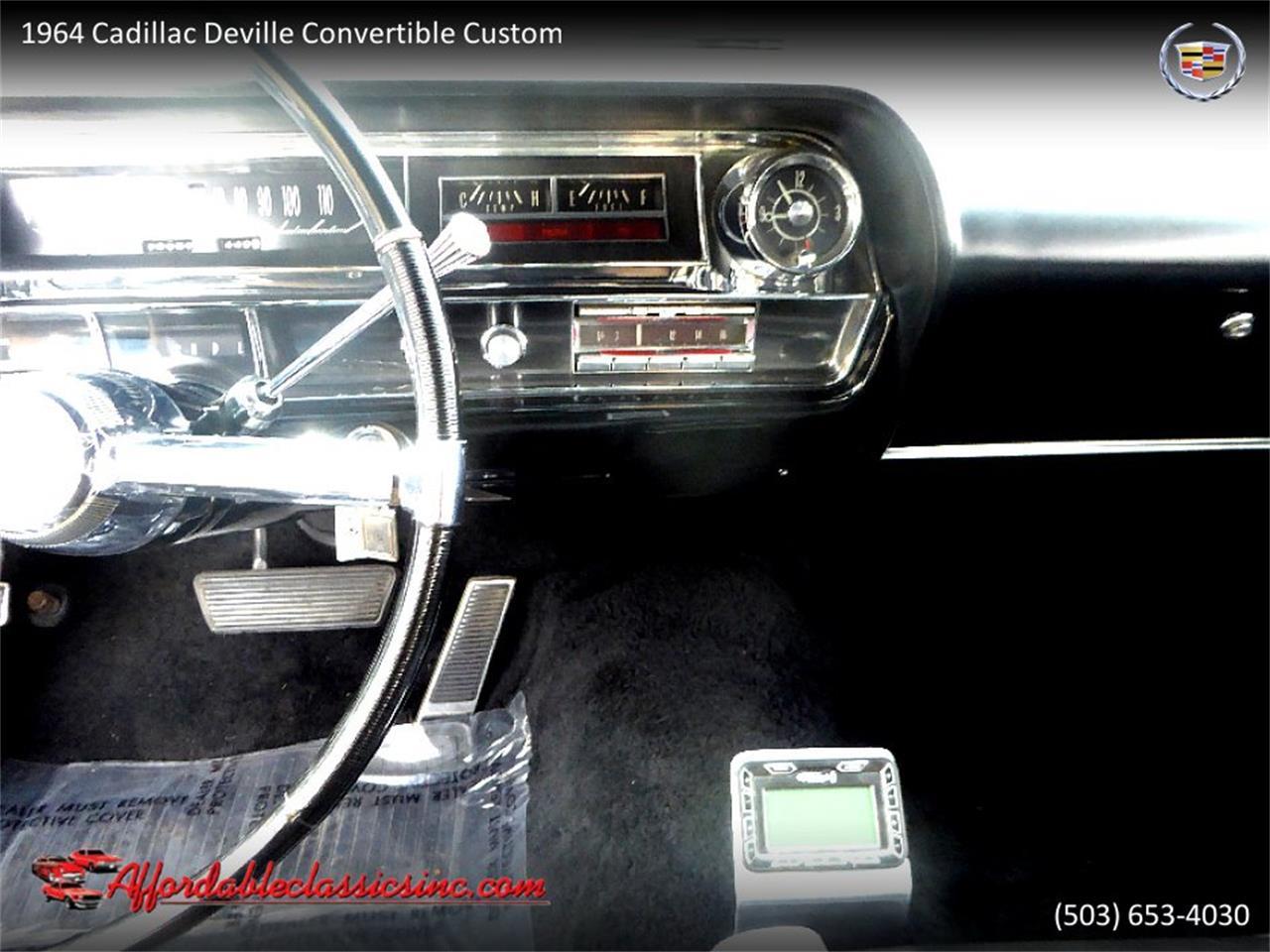 Large Picture of Classic 1964 Cadillac DeVille located in Oregon - QJO1