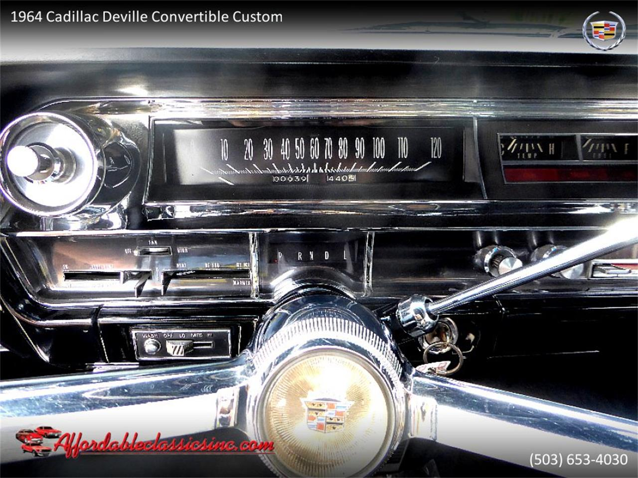 Large Picture of 1964 Cadillac DeVille - $54,500.00 - QJO1