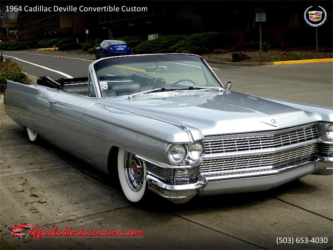 Large Picture of '64 DeVille located in Oregon - QJO1