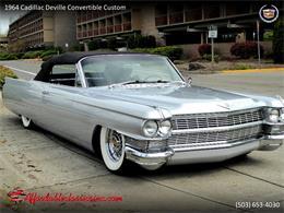 Picture of 1964 Cadillac DeVille - QJO1