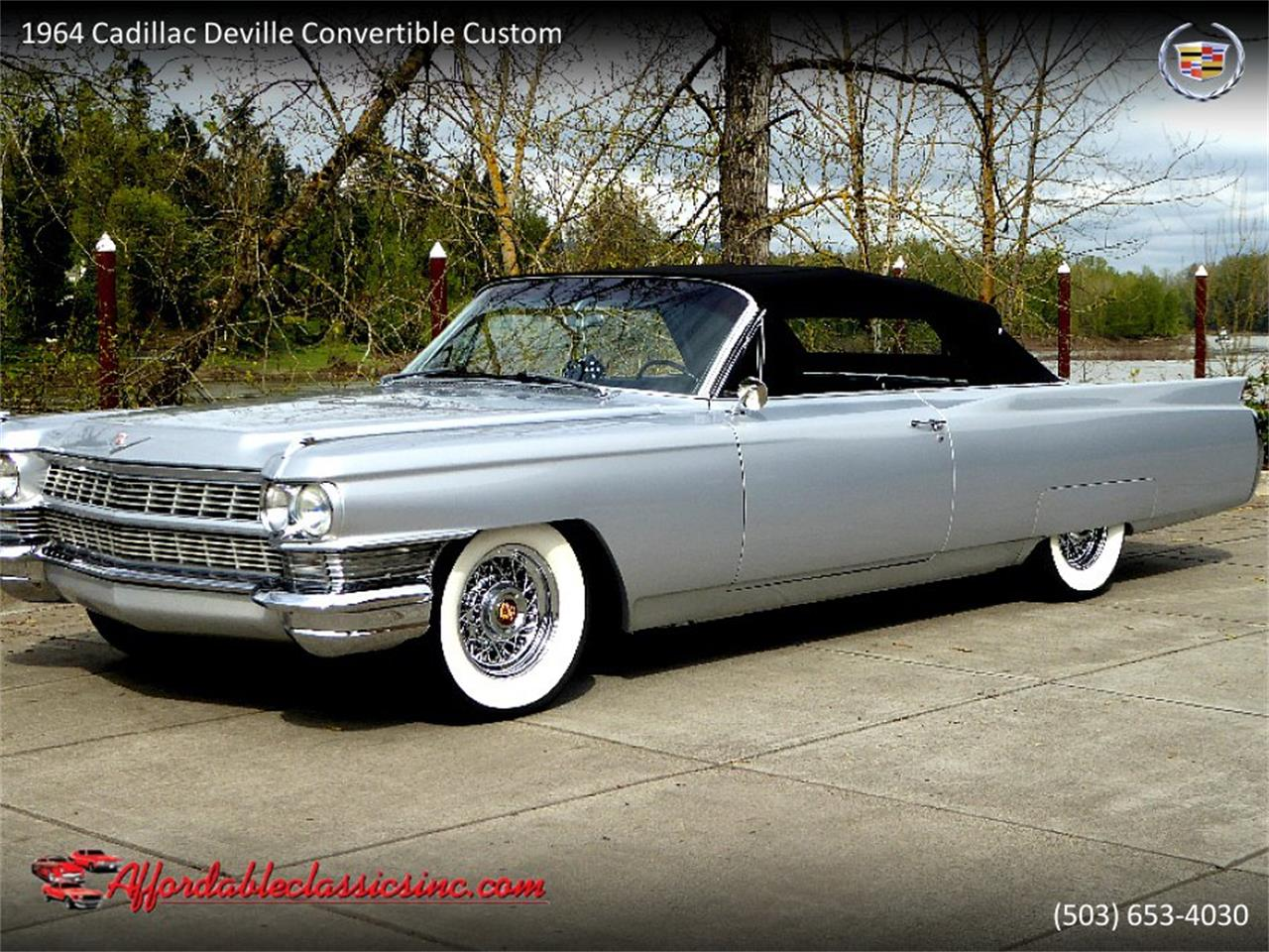 Large Picture of 1964 DeVille Offered by Affordable Classics Inc - QJO1