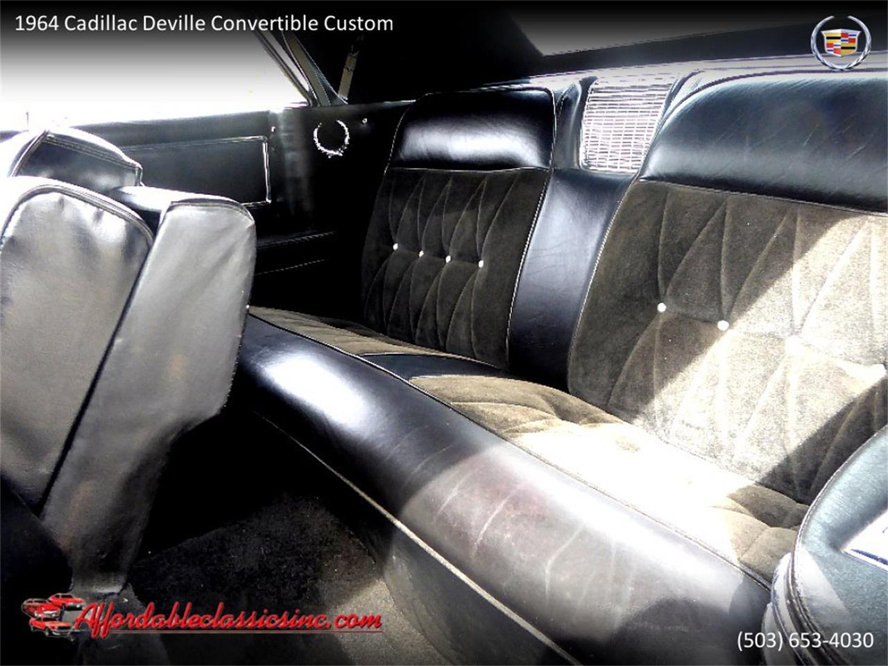 Large Picture of 1964 DeVille located in Gladstone Oregon Offered by Affordable Classics Inc - QJO1