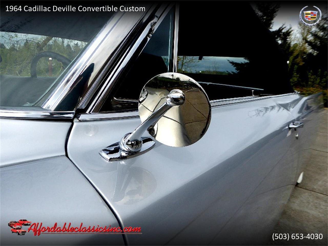 Large Picture of Classic '64 Cadillac DeVille located in Gladstone Oregon - $54,500.00 - QJO1