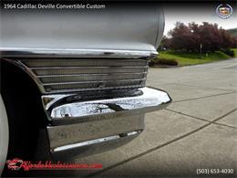 Picture of Classic 1964 Cadillac DeVille - QJO1