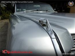 Picture of Classic 1964 Cadillac DeVille located in Oregon - $54,500.00 - QJO1