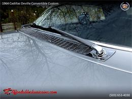 Picture of '64 Cadillac DeVille located in Gladstone Oregon Offered by Affordable Classics Inc - QJO1