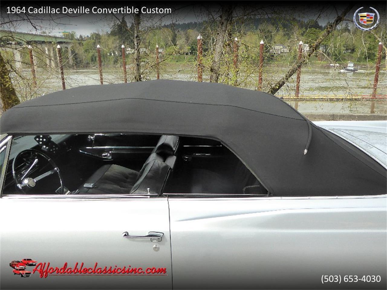 Large Picture of Classic 1964 Cadillac DeVille - QJO1