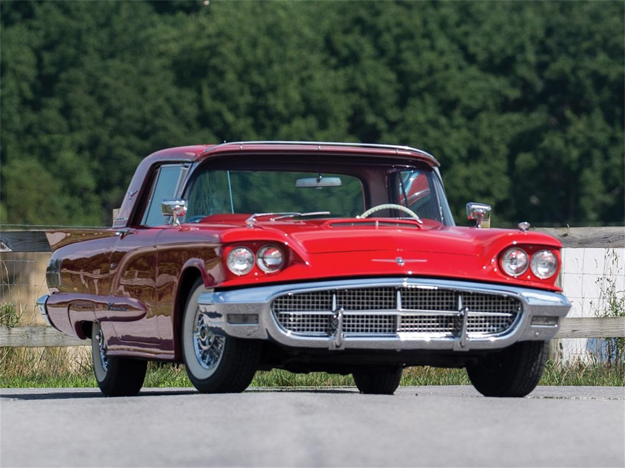 Large Picture of '60 Thunderbird - QJOH