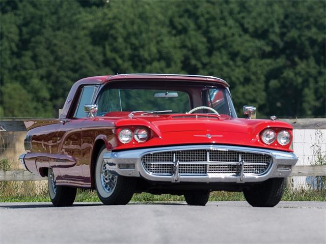 Picture of Classic 1960 Ford Thunderbird located in Auburn Indiana Offered by  - QJOH