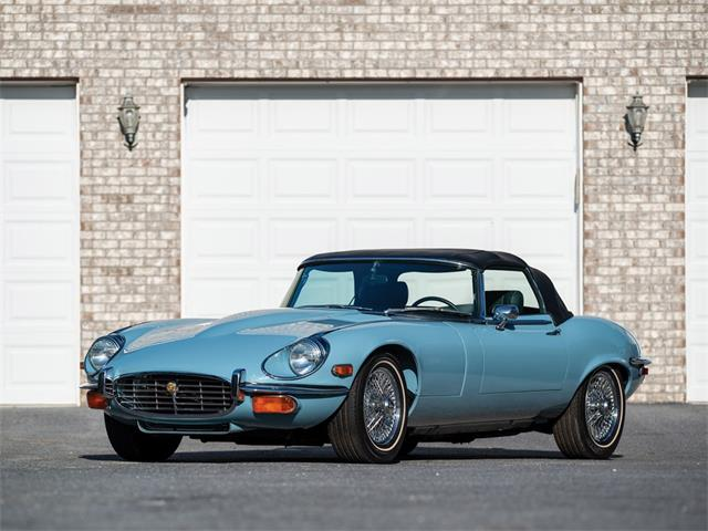 Picture of '72 E-Type - QJOK