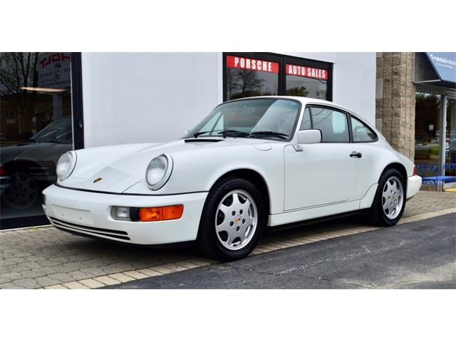 Picture of 1991 Porsche Carrera Auction Vehicle Offered by  - QJOT