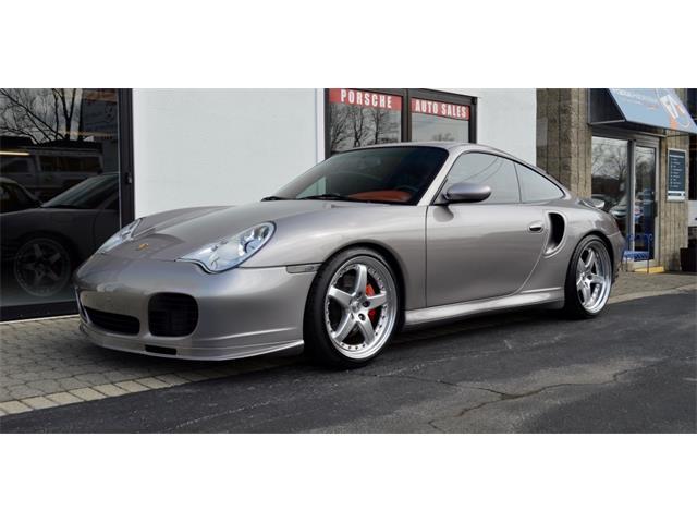 Picture of '01 911 Turbo - QJOY