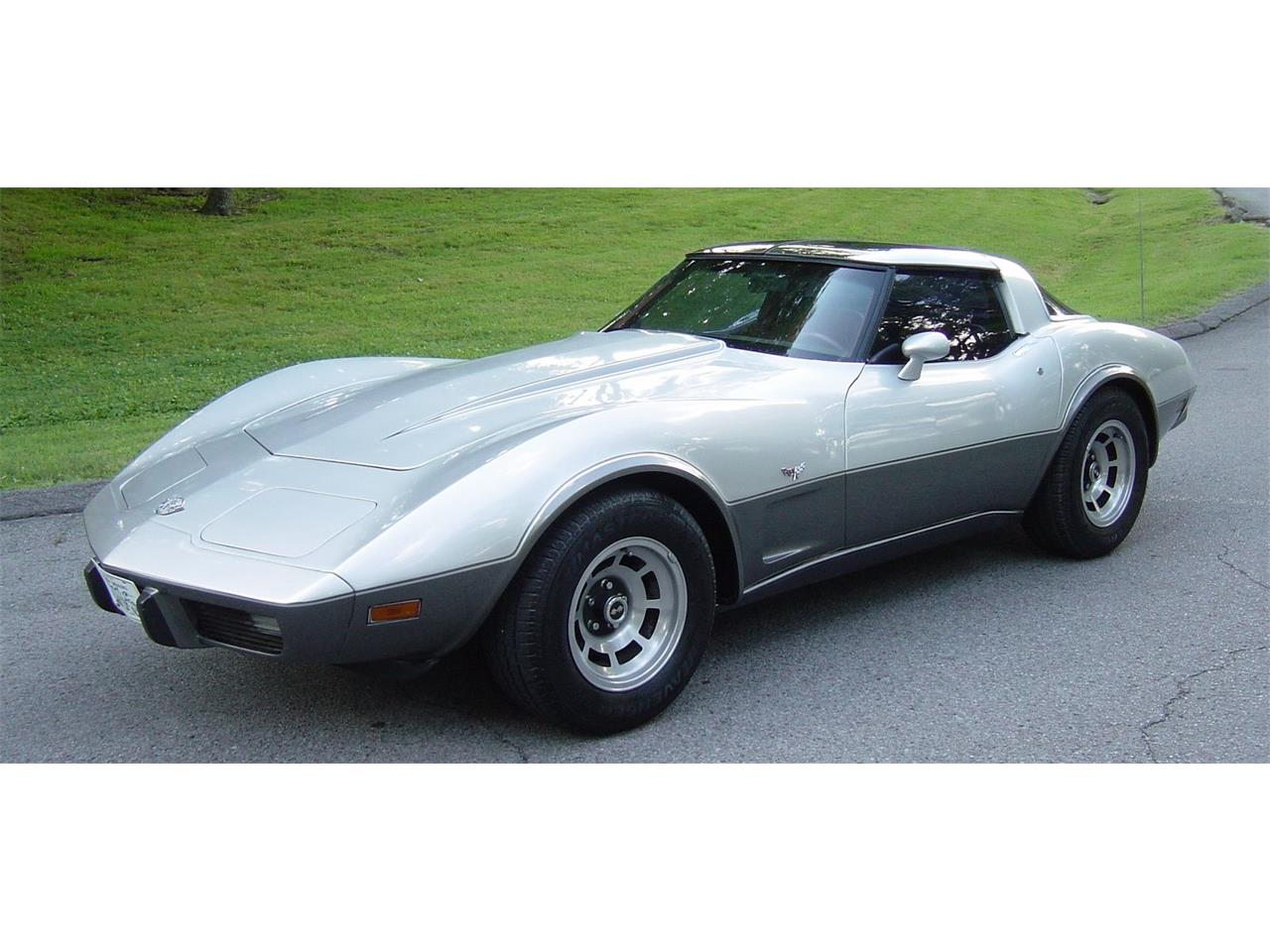 Large Picture of 1978 Corvette - $12,900.00 Offered by Maple Motors - QJP1