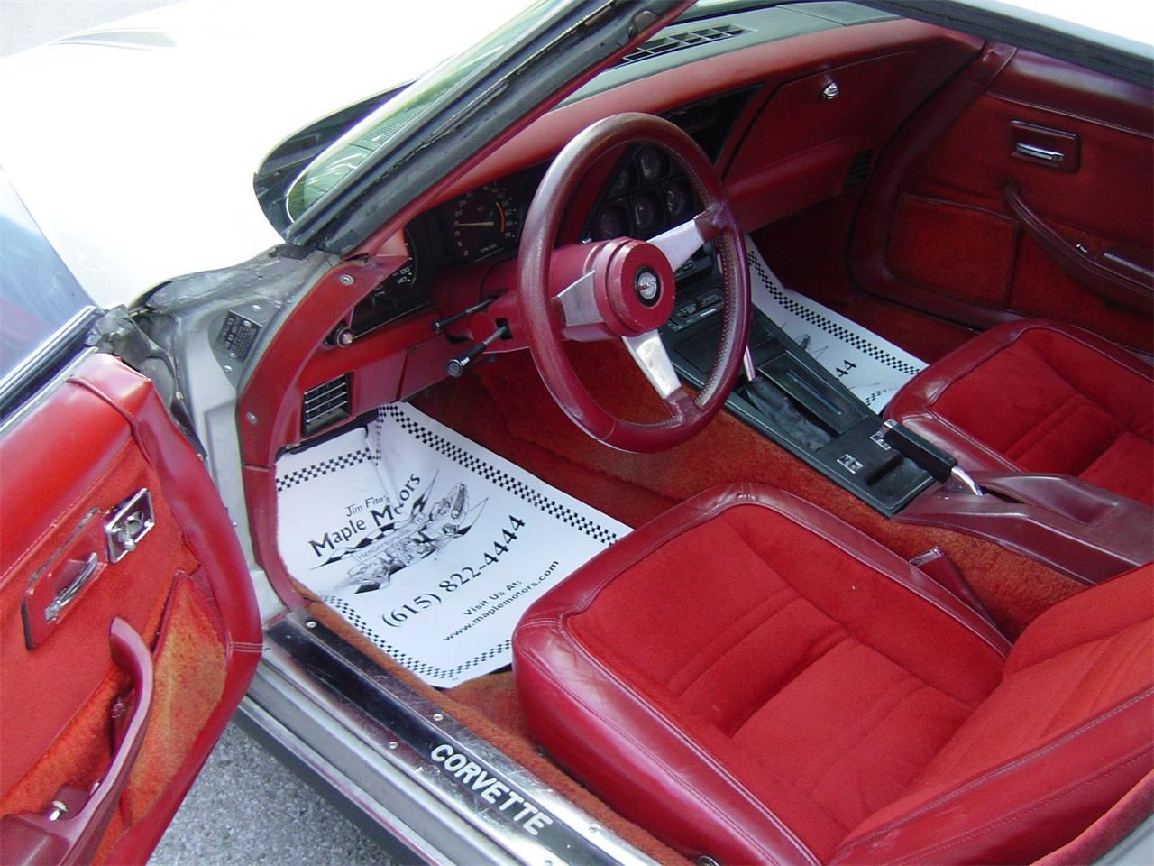 Large Picture of '78 Corvette - $12,900.00 Offered by Maple Motors - QJP1