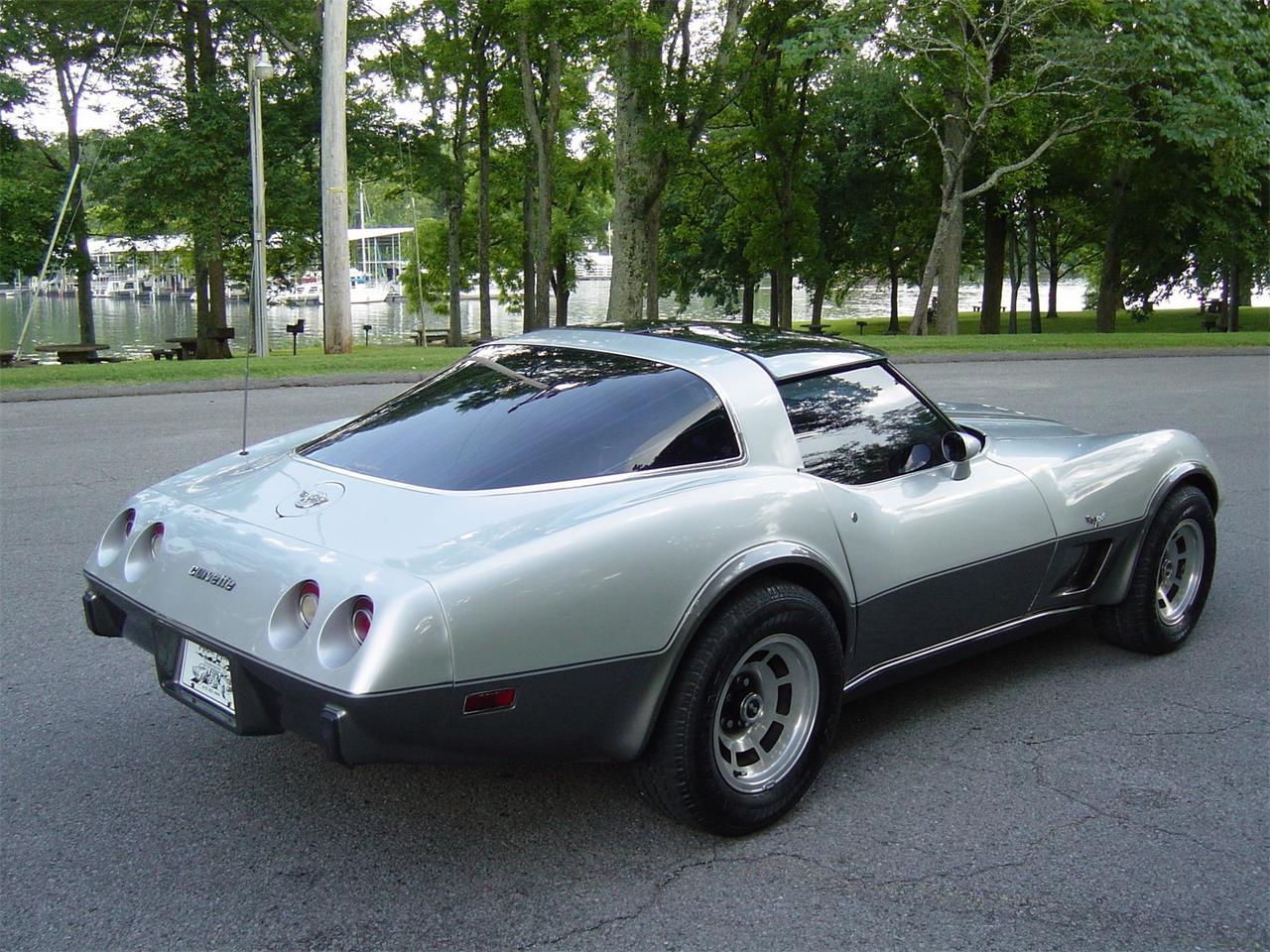 Large Picture of '78 Corvette - QJP1