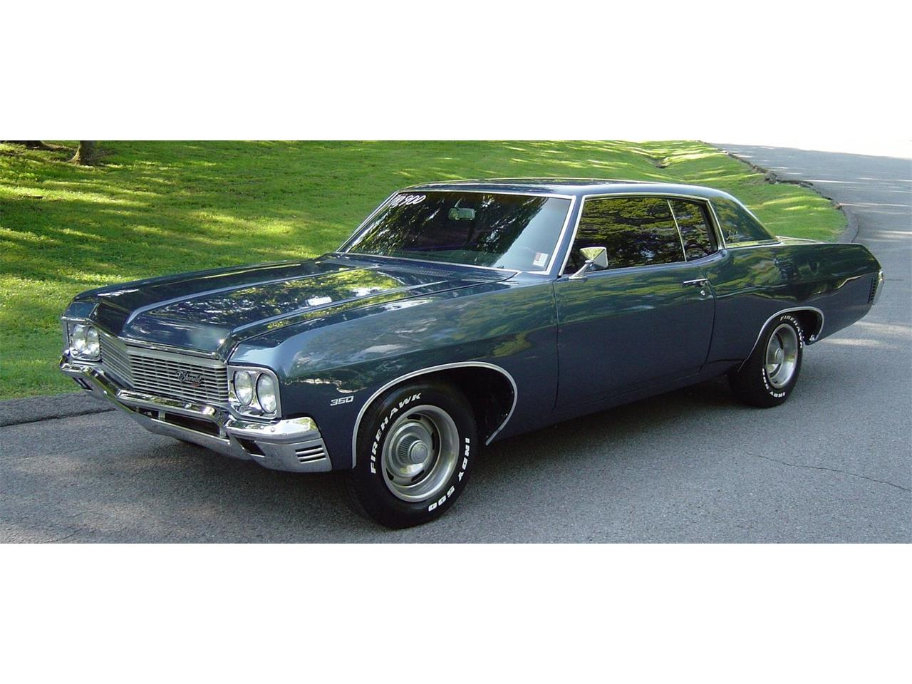 Large Picture of '70 Impala - QJP3