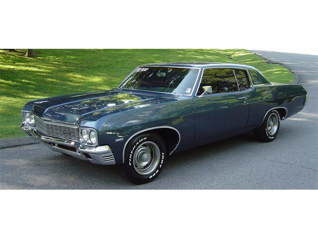 Picture of Classic 1970 Chevrolet Impala - $10,900.00 - QJP3