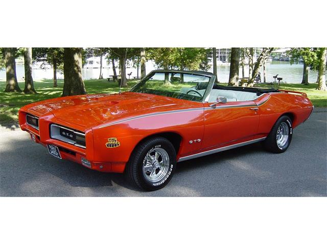 Picture of 1969 Pontiac Tempest located in Tennessee - $21,900.00 Offered by  - QJP4