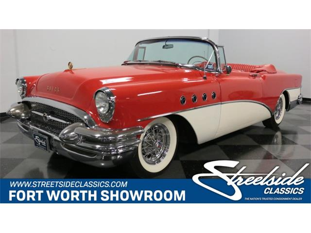 Picture of Classic '55 Roadmaster - $49,995.00 Offered by  - QD52
