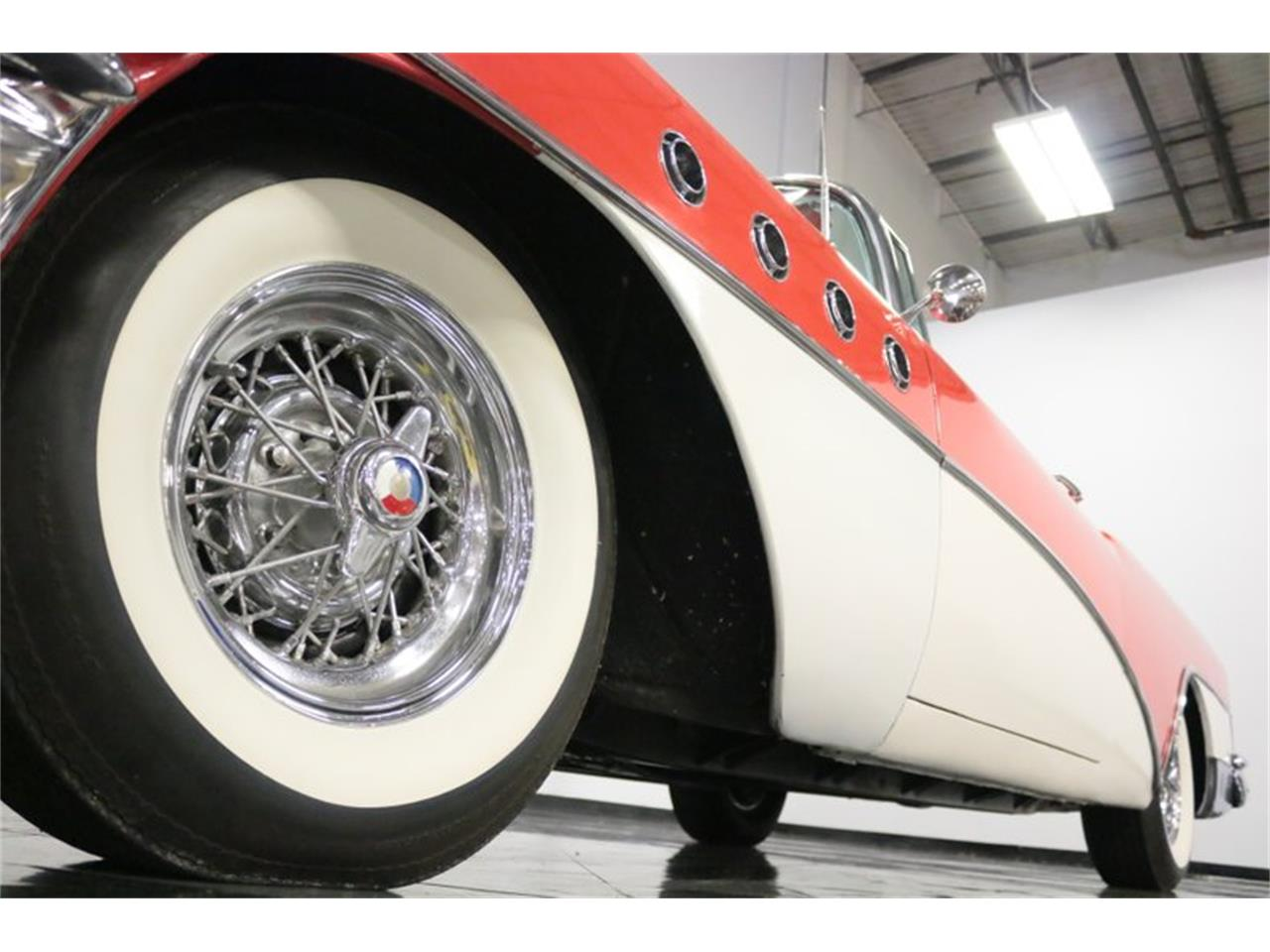 Large Picture of '55 Roadmaster - QD52