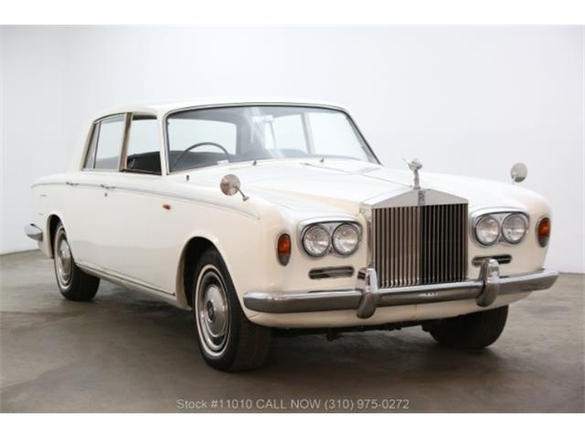 Picture of Classic 1966 Rolls-Royce Silver Shadow located in Beverly Hills California - $5,950.00 Offered by  - QDQK